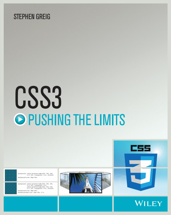 CSS3 Pushing The Limits Front Cover