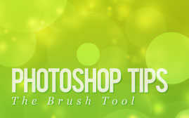 Photoshop Tips - The Brush Tool
