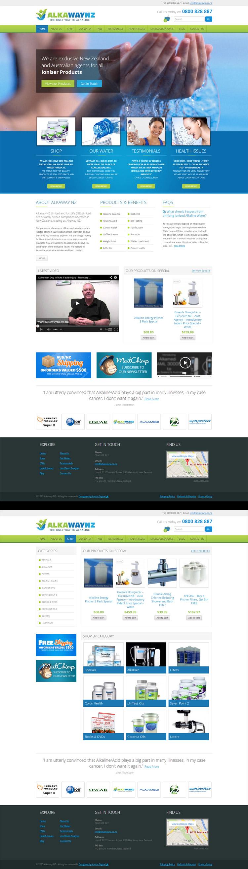 AlkawayNZ eCommerce Website