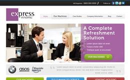 Express Vending Website